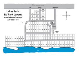 Lakes Park Layout